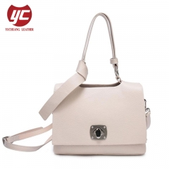 High End Soft Cow Leather Women Handbag Wholesale